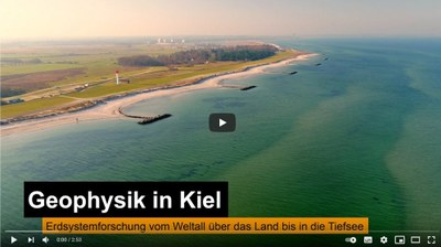 Bild Youtube Video Geophysik in Kiel