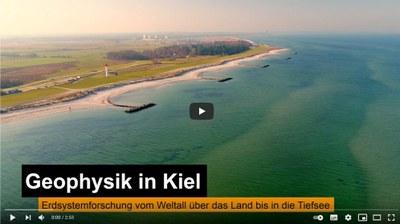 Bild Youtube Video Geophysik in Kiel